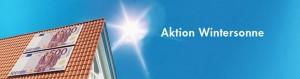 Aktion Wintersonne für Solar